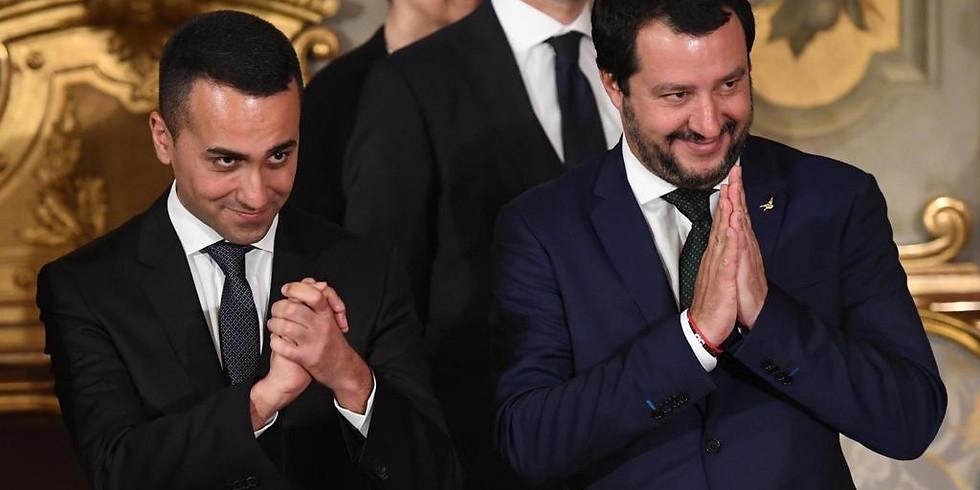 L'Italia giallo-verde tra populismi e sovranismi (1)