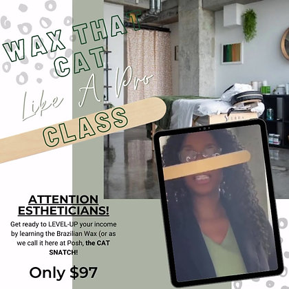 Wax That Cat Like A Pro Brazilian Wax Class