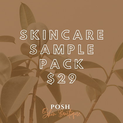 Skincare Sample Pack
