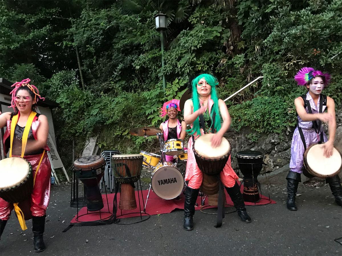 2018/08/04 あやめ会夏祭り