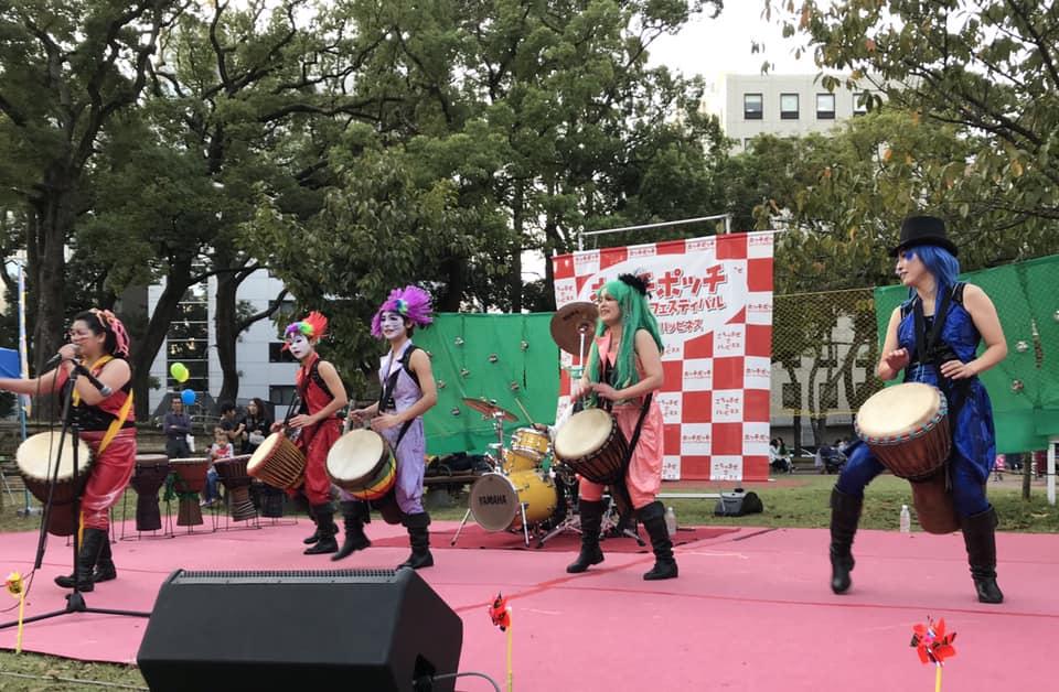2018/10/14 ホッチポッチミュージックフェスティバル