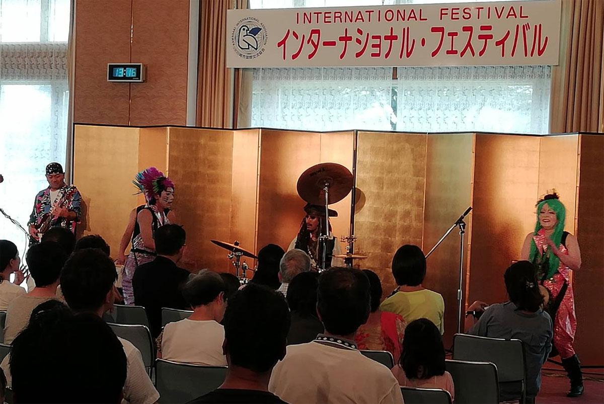 2018/07/08 インターナショナルフェスティバル in カワサキ