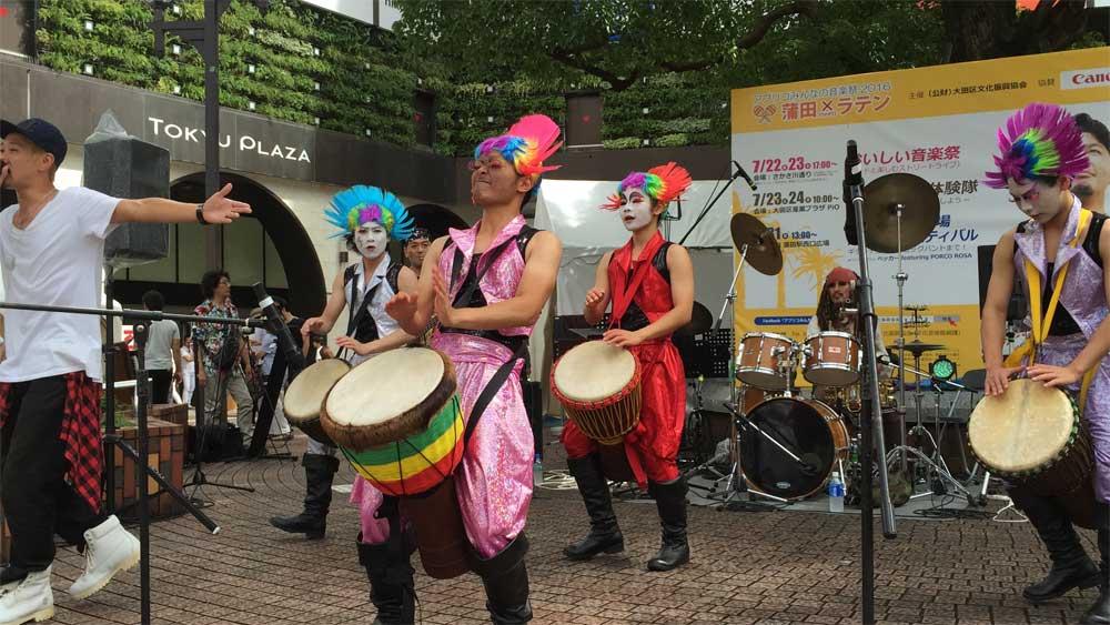 2016/7/31アプリコみんなの音楽祭
