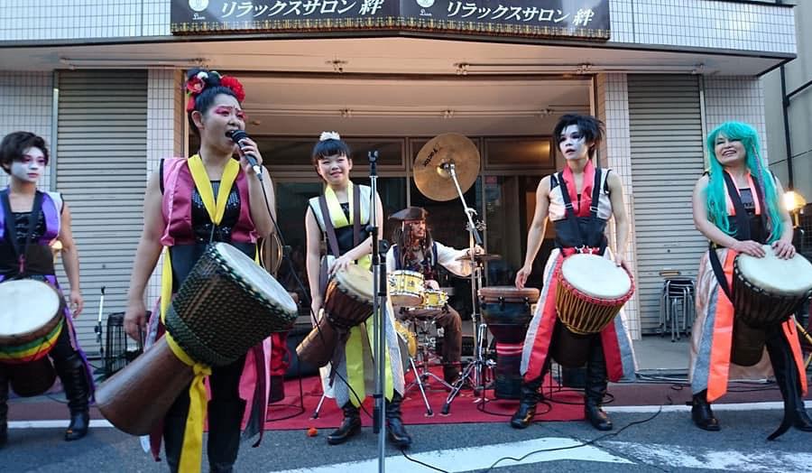 2019/08/25雑色サマーフェスティバル2019