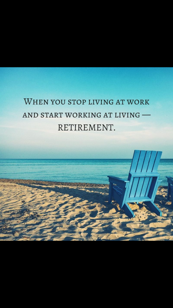 Retirement - what is it and when does it start?