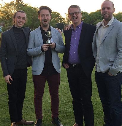 2018 Bournemouth Music Festival Winners