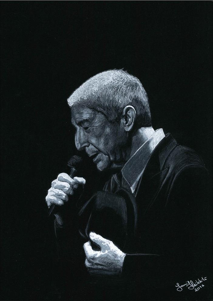 Leonard Cohen (1934 - 2016)