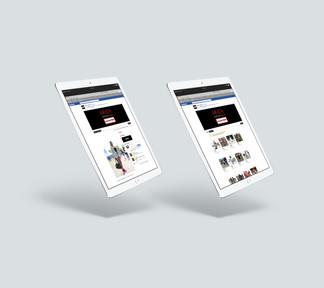 Hunter Facebook App