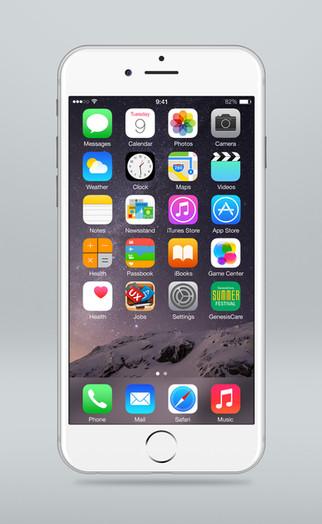 GenesisCare App Icon