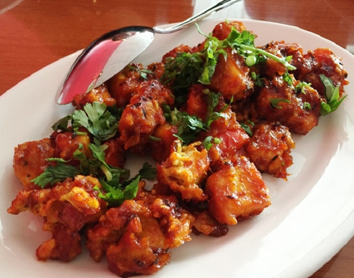 Himalayan Chili Chicken