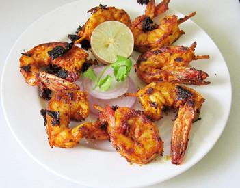 Jumbo Shrimp Tandoori