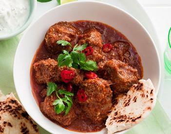 Goat Vindaloo Curry