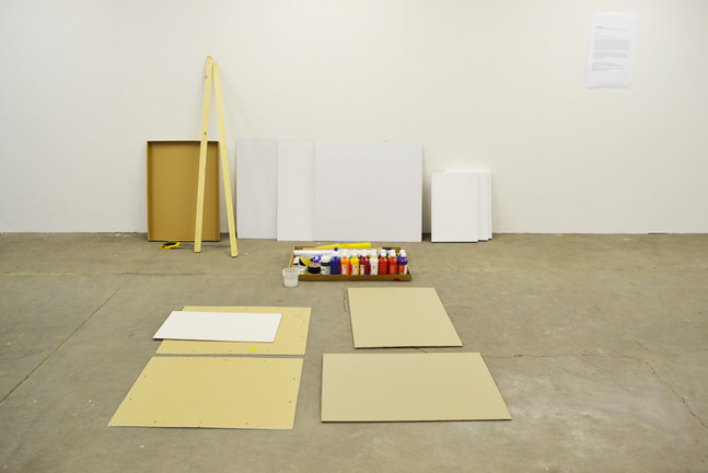 Placard Making Workshop