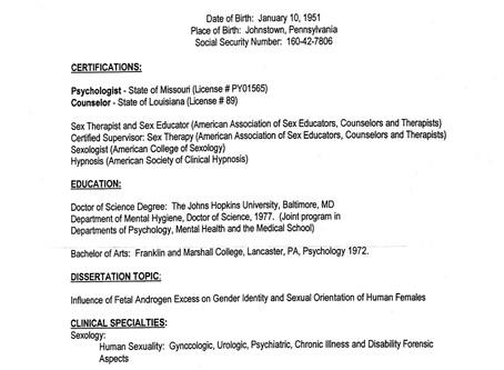 Castlewood Treatment Center Founder, Mark Schwartz... A Self Proclaimed Hypnosis Expert