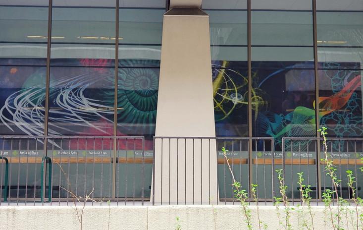 Portland State Univeristy Science Building