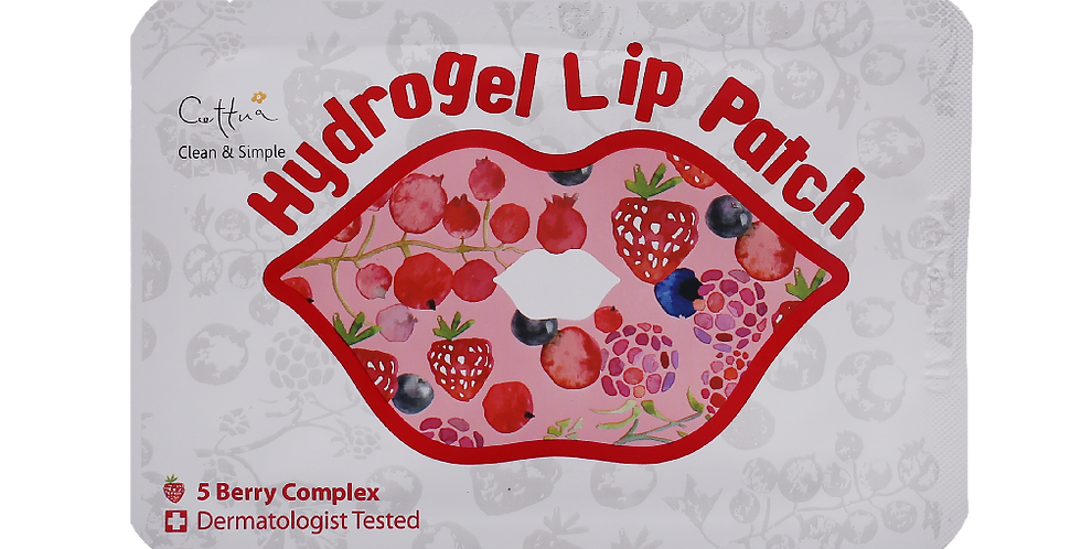 Cettua - Hydrogel Lip Patch