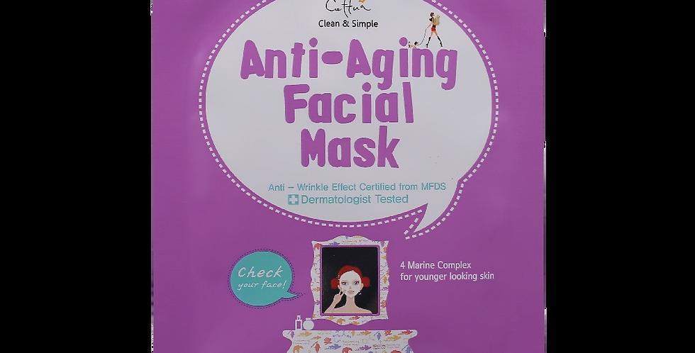 Cettua - Anti-aging Facial Mask