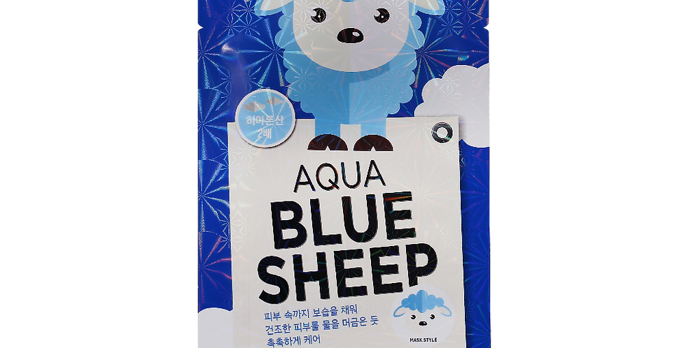 L'affair - Aqua Blue Sheep