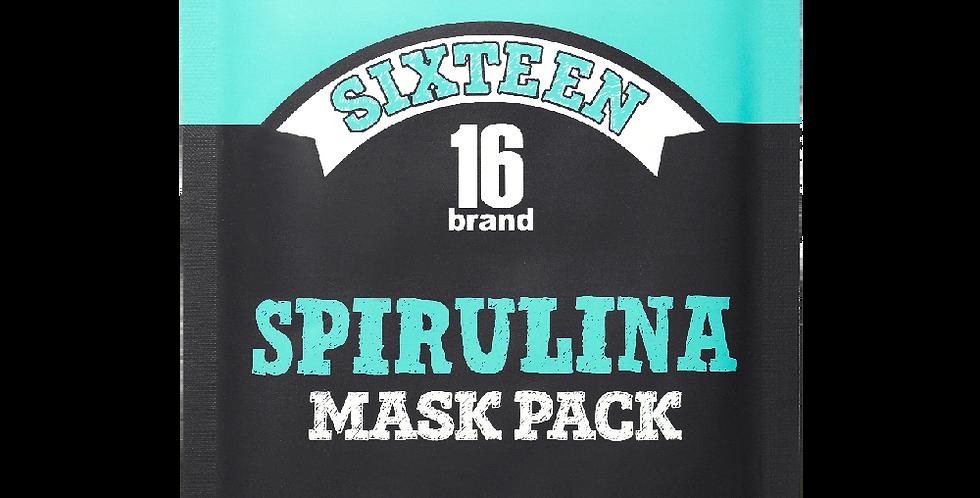 16 Brand - SPIRULINA