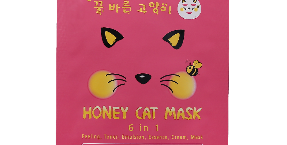 Crecell - Honey Cat Mask