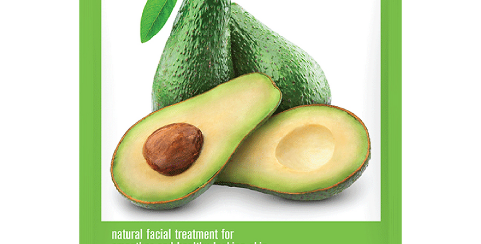 Wizyoung - Avocado Collagen Essence Mask Pack
