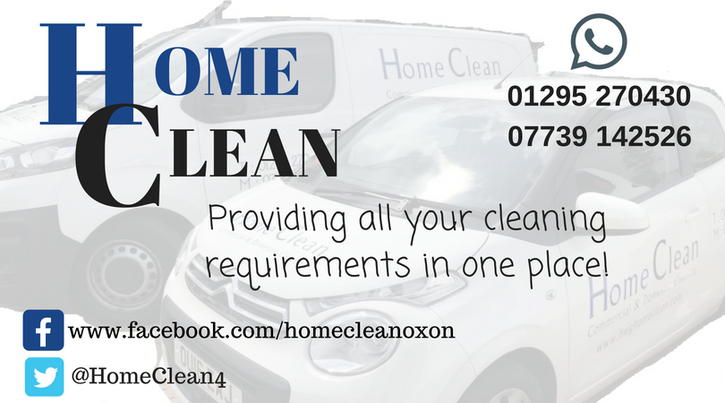 HomeClean Oxfordshire, Warwickshire, Buckinghamshire, Hampshire, Berkshire