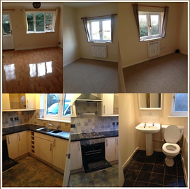 cleaning end of tenancy