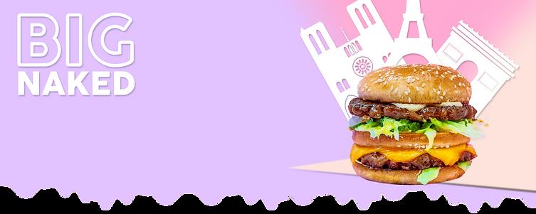 big naked - naked burger