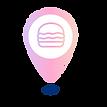 picto localisation naked burger paris 6