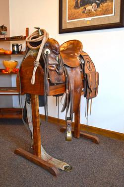 Prize Saddle