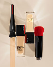 New and Improved: My Thoughts On Shiseido's Synchro Skin Radiant Lifting Foundation