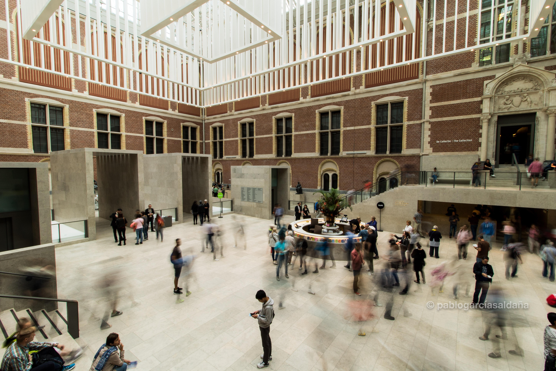 Rijksmusseum, Amsterdam, 2017_
