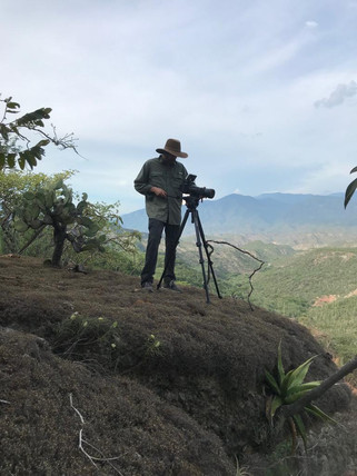 Biósfera de Tehuacán-Cuicatlan, México 2019