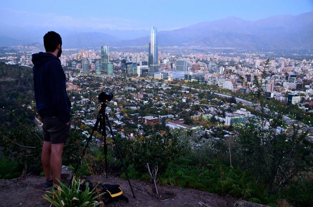 Santiago de Chile, Chile 2015