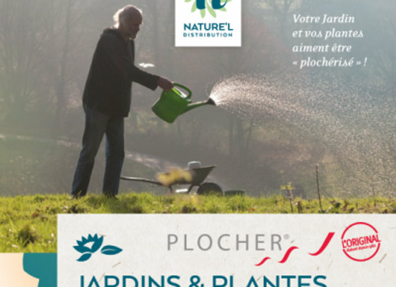 Catalogue Jardins & Plantes