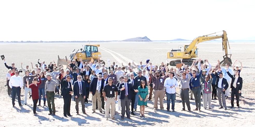 Salton Sea Current Projects & Restoration Options