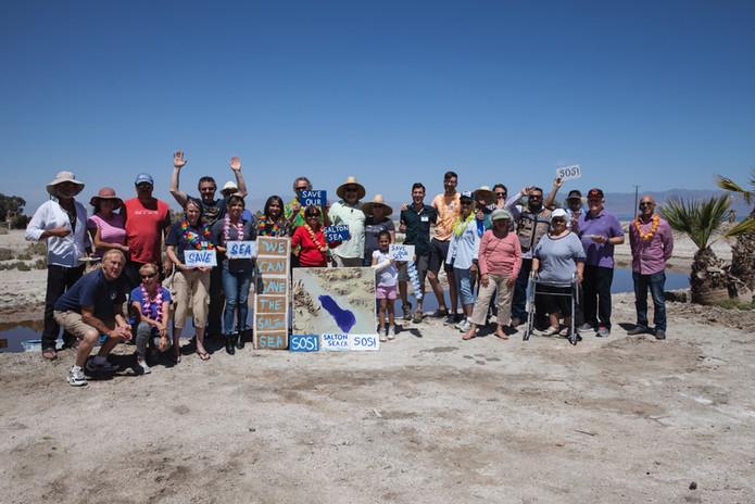 Earth Day, Desert Shores