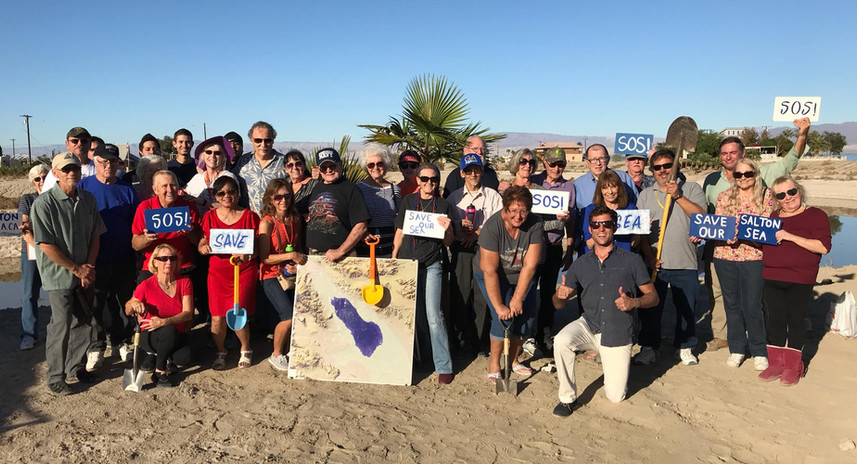 Community Meetings, Desert Shores