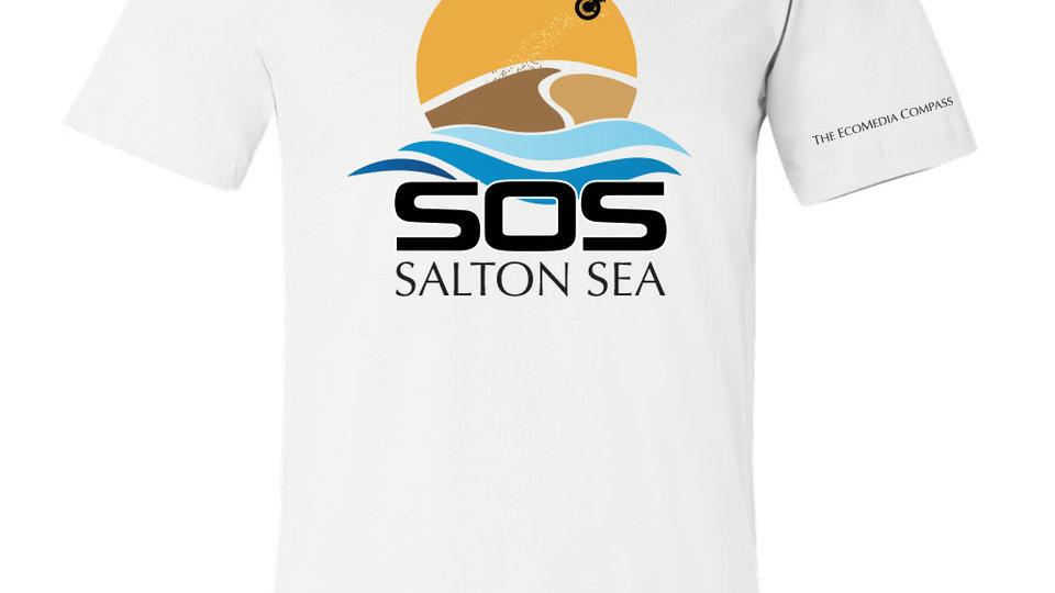 Dunes Salton Sea T-Shirt Unisex