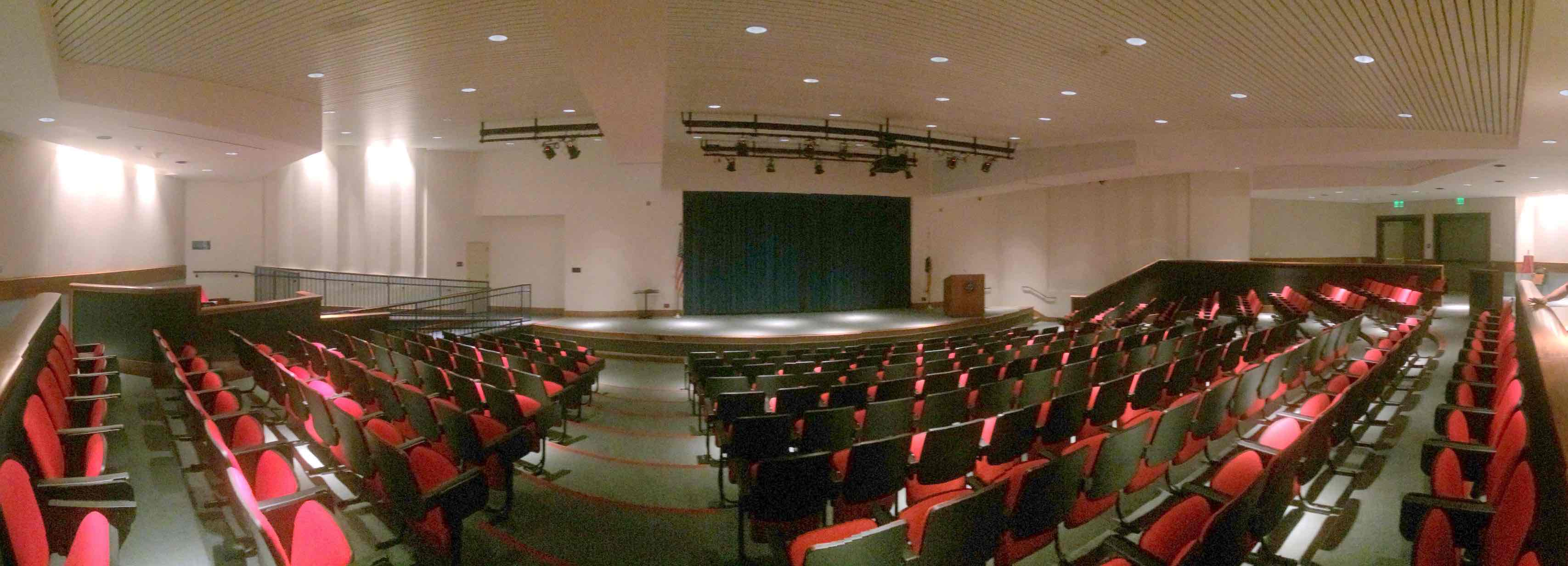 Secretary of State Auditorium