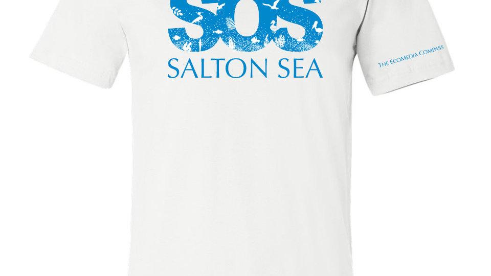 SOS Salton Sea T-Shirt Unisex