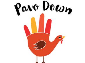 Pavo Down. Grandes productos y grandiosos seres humanos.