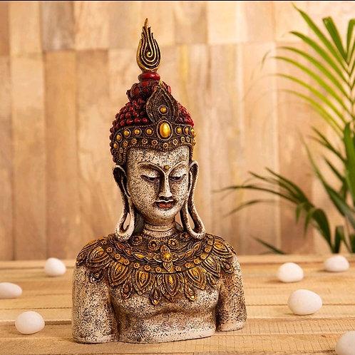 Antique Budha Bust statue