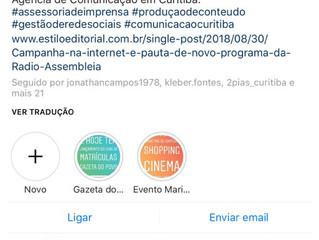 Instagram libera a solicitação do selo de autenticidade