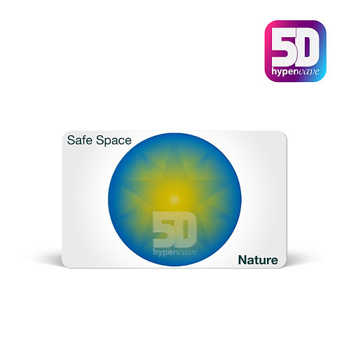 Safe Space Card Nature