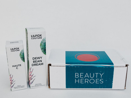 June 2020 Beauty Heroes Box by Lilfox