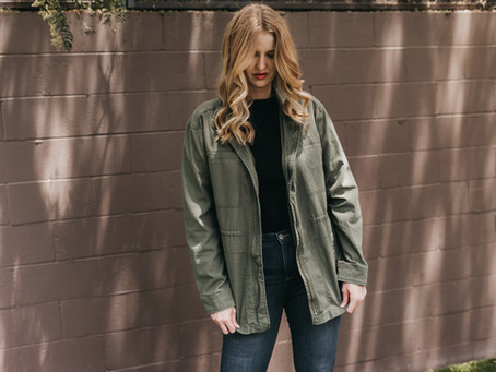 Three Light Weight Jackets for Tall Girls