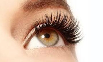 Extensions de cils Eyelash extensions