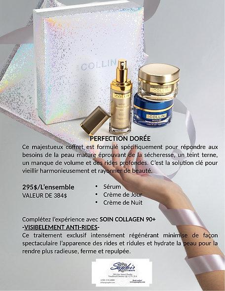 Perfection Dorée / Golden Perfection