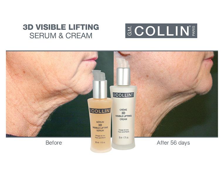 Sérum 3D Visible Lifting serum